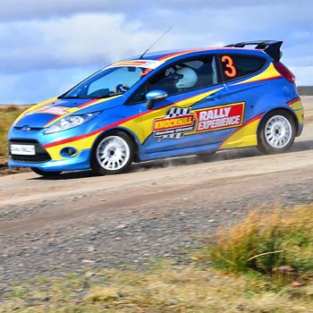 Rally Driving Scotland