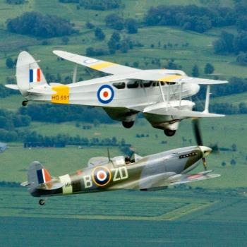 Sherwood Biplane Experience