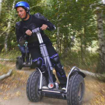 Experience a Segway Rally