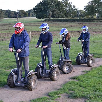 family segways
