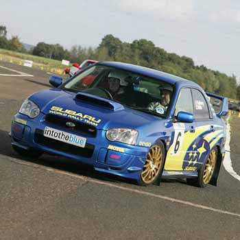 Subaru Rallying Staffordshire