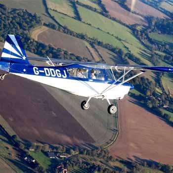 Aerobatics Hampshire