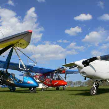 Microlighting Lincolnshire Picture