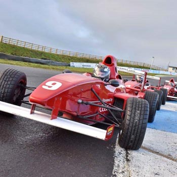 Single Seater Racing - Scotland