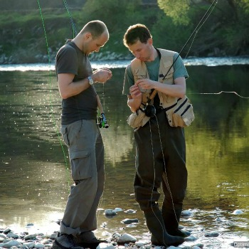 River Trout Fishing Scotland