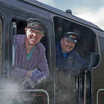 Steam Footplate Experience