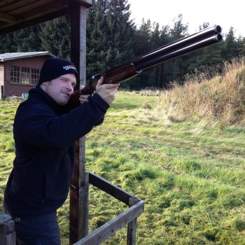 Clay Pigeon Shooting Newcastle Picture
