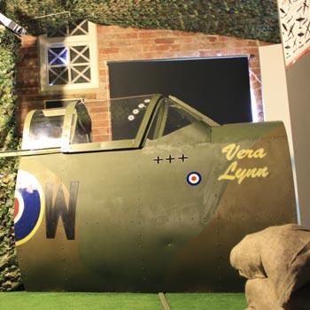 Spitfire Simulator Warwickshire Picture