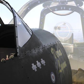 Spitfire Simulator Warwickshire