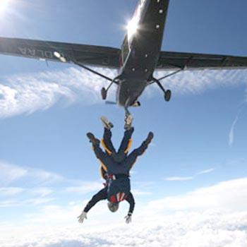 Skydiving Peterborough