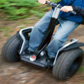 Segway Shropshire Picture