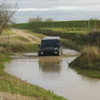 Muddy 4x4 Sessions in East Anglia