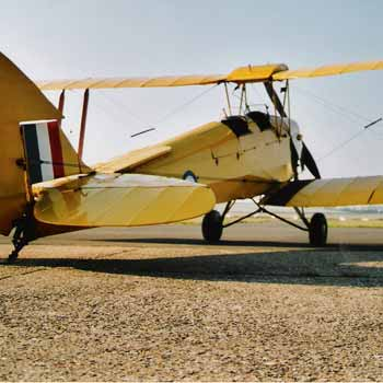 Biplane Flights