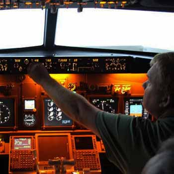 Flight Simulator Northampton