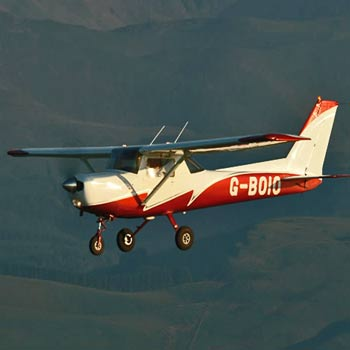 Exclusive Scenic Flights for Two Oban
