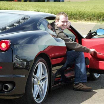 Ferrari Test Drive Picture
