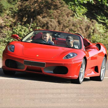 Ferrari 430 Experience Picture
