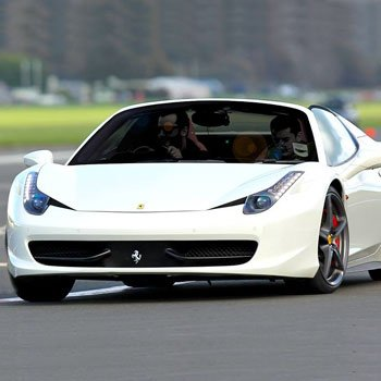 Ferrari 458 Thrill Picture