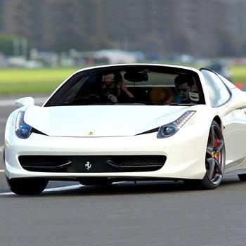Ferrari 458 Thrill