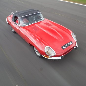 Jaguar Classic Sports Car Experience