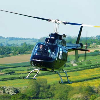 Helicopter Rides & Sightseeing Flights