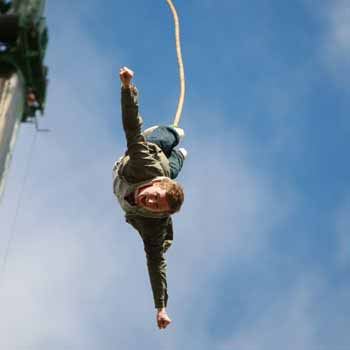 Outdoor Bungee Jump