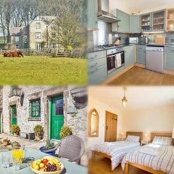 Four Night Peak District Cottage Break