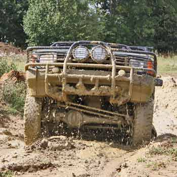 1:1 Off Road Driving In Bedfordshire Picture
