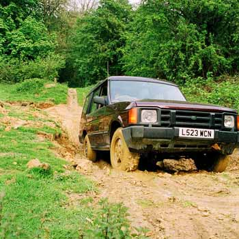 4x4 Extreme Off Roading Surrey