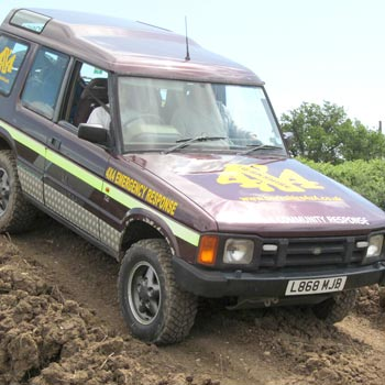 Junior 4x4 Explorer Dorset