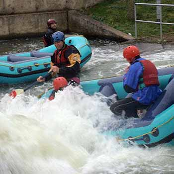White Water Rafting Activity Northants