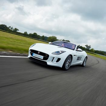 Jaguar Performance Tour and Track Experience