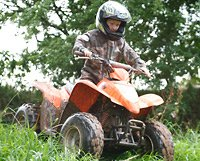 Junior Quad Biking