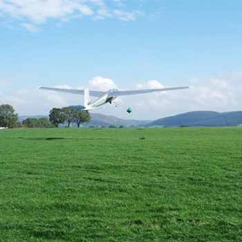 Glider Lessons North Wales
