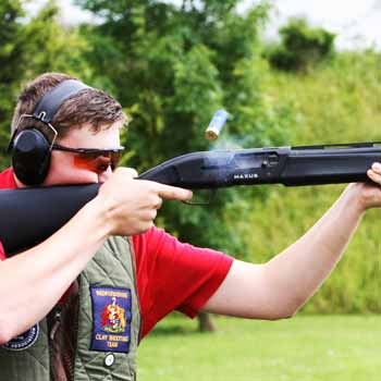 Clay Shooting North Bedfordshire Picture