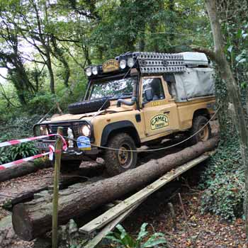 Extreme 4x4 in Somerset