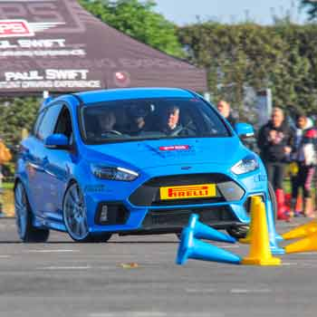 The Paul Swift Ultimate Stunt Driving Experience Picture