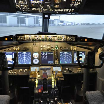 737 Simulator Ellesmere Port