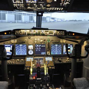 737 Simulator Ellesmere Port