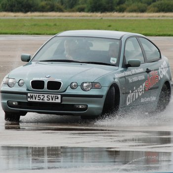 BMW Drifting York