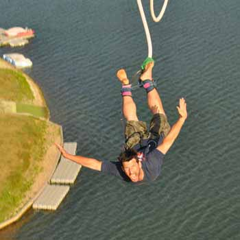 Bungee Jumping London