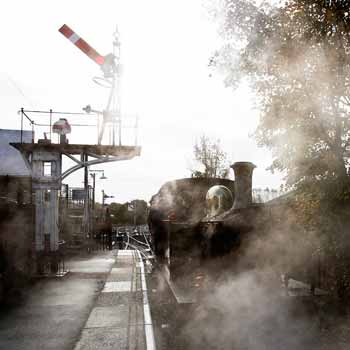 Steam Train Driving Kent Picture