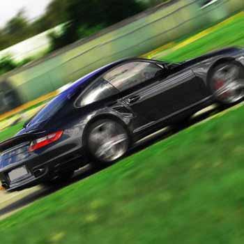 Porsche 911 Turbo Drive