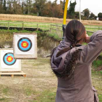Archery In Dorset Picture