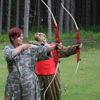 Archery In Nottinghamshire Picture