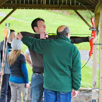 Archery Combo In Cheshire Picture