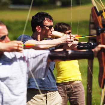 Learn Archery in Surrey