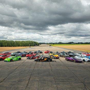 Motorsport Academy Ultimate Passenger Experiences