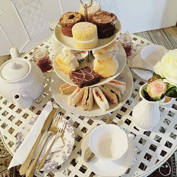 Phileas Foggs Afternoon Tea for Two