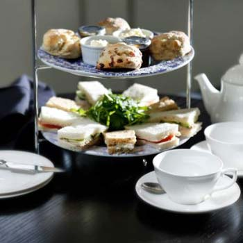 Sparkling Afternoon Tea for Two Kegworth